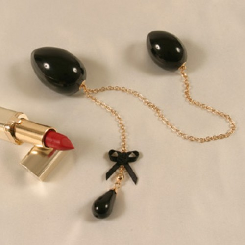 Secret Double Penetration Jewelry Chain
