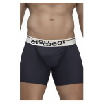 EW0931 FEEL Modal Long Boxer Briefs Color Peacoat Blue