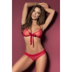 8453 Two Piece Set Color Red