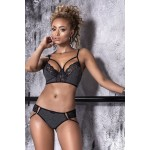 8501 Two Piece Set Color Gray